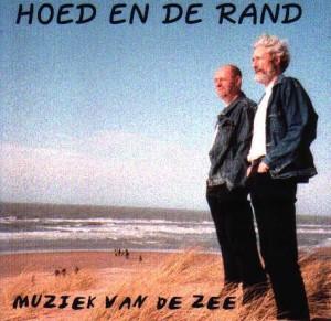 cd-hoes van 'Muziek van de zee'