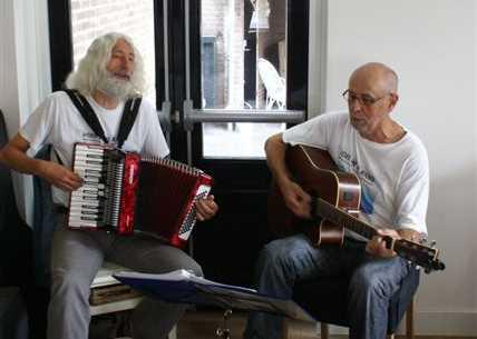 Hoed en de Rand in het Oude Raadhuis, 2011