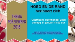 poezieweek 2016