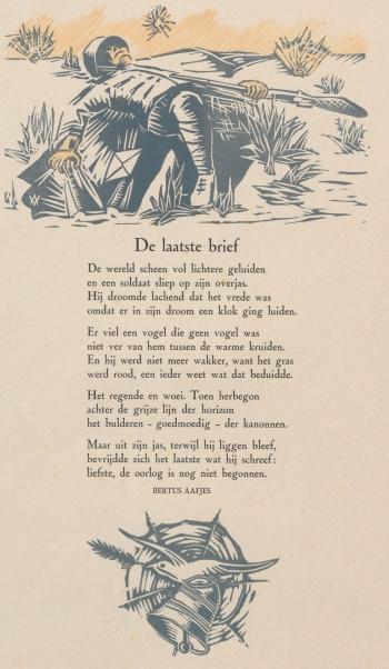 Bertus Aafjes - Hoed en de Rand
